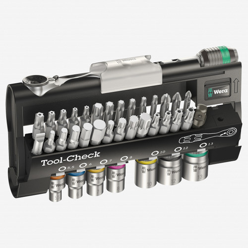 Wera 200995 Tool-Check Automotive - KC Tool
