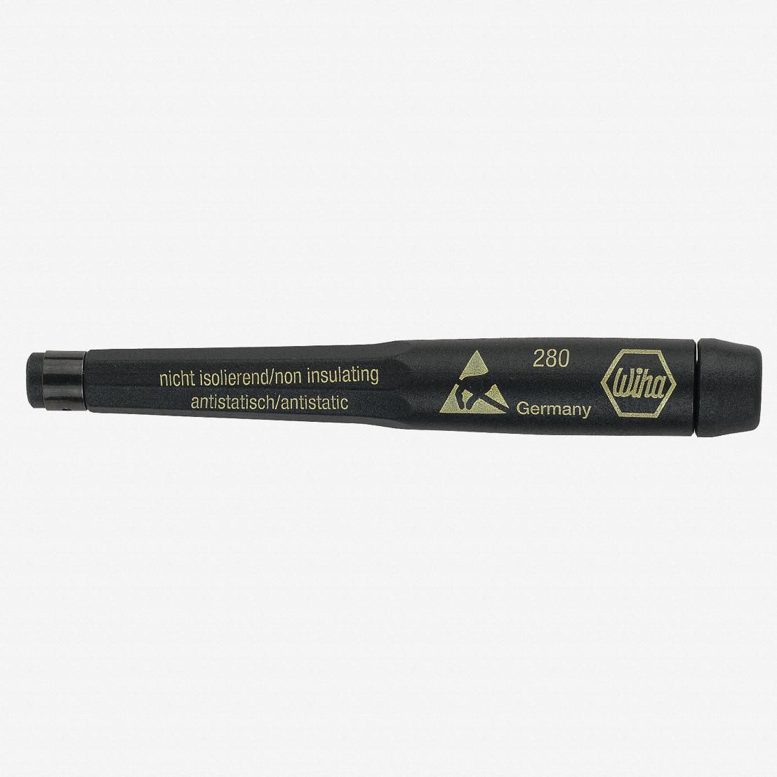 Wiha 28000 System 4 ESD Safe Precision Handle - KC Tool