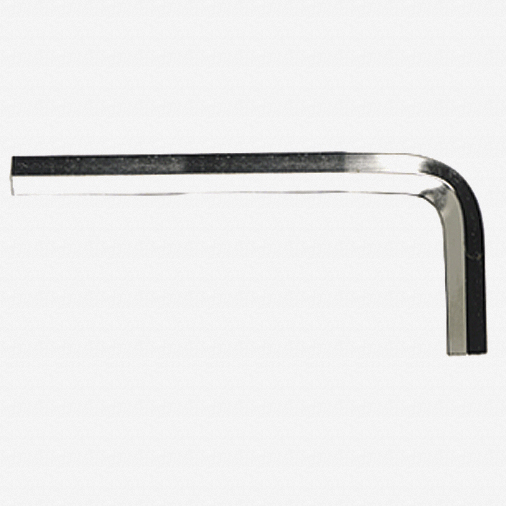 "Wiha 35147 5/64"" x 50mm Hex L-Key Short Arm Nickel - KC Tool"