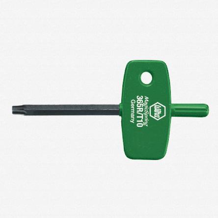 Wiha 36560 T10 x 40mm MagicSpring Torx Wing Handle - KC Tool