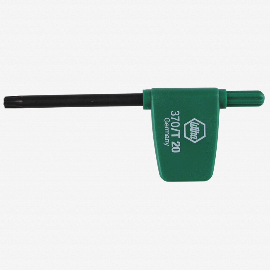 Wiha 37056 T6 x 35mm Torx Flag Handle - KC Tool