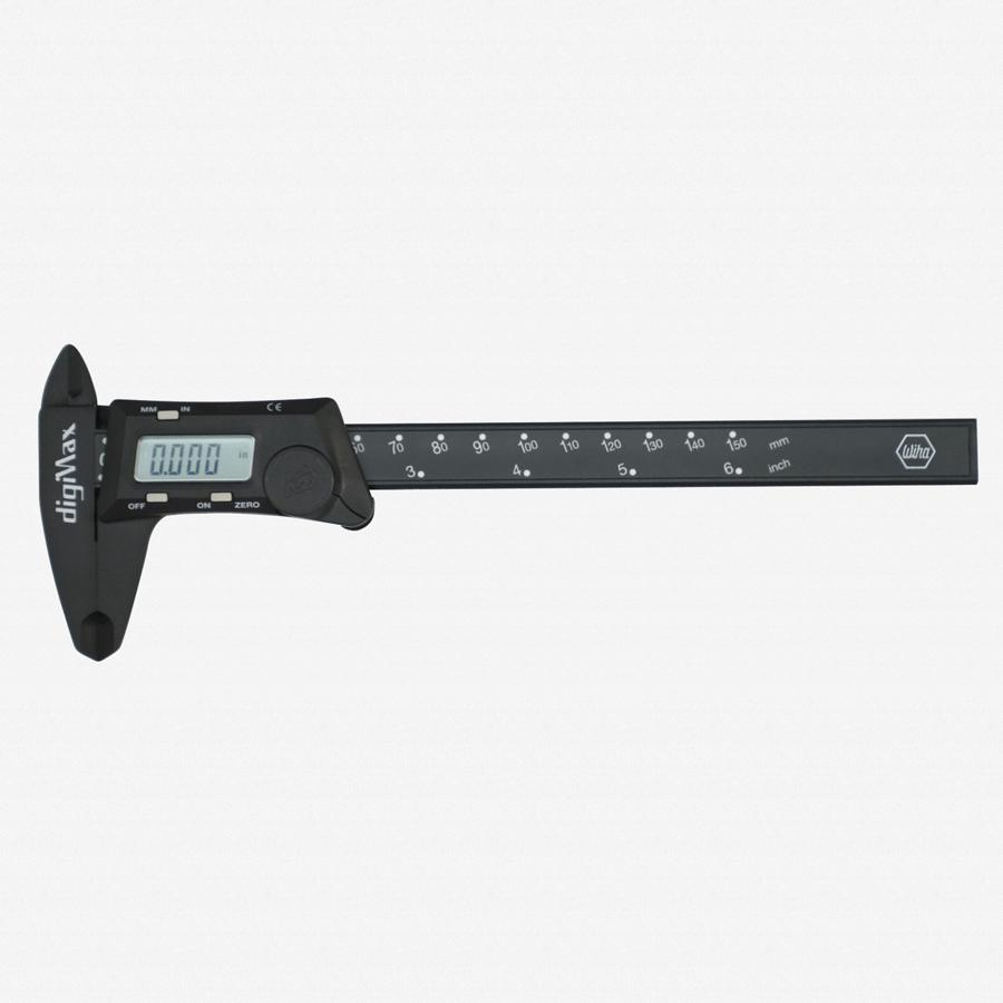Wiha 41101 Digital Caliper DigiMax - KC Tool