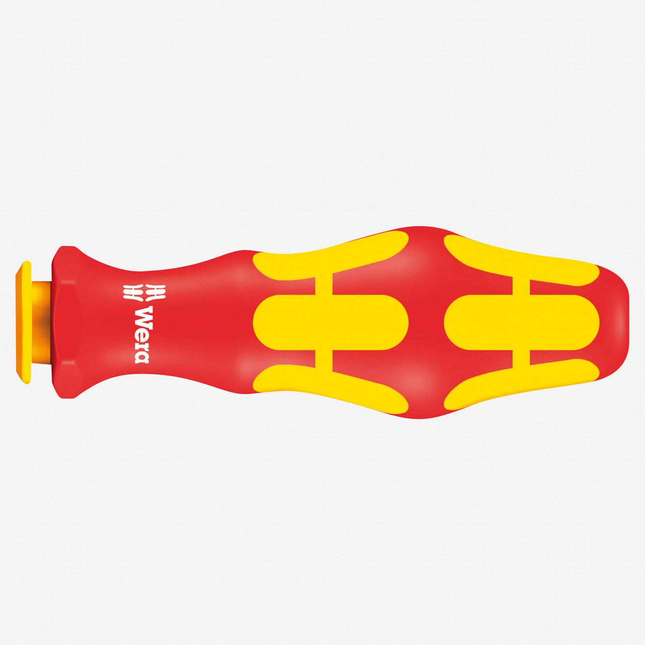Wera 003990 VDE Kraftform Insulated Screwdriver Blade Holder - KC Tool