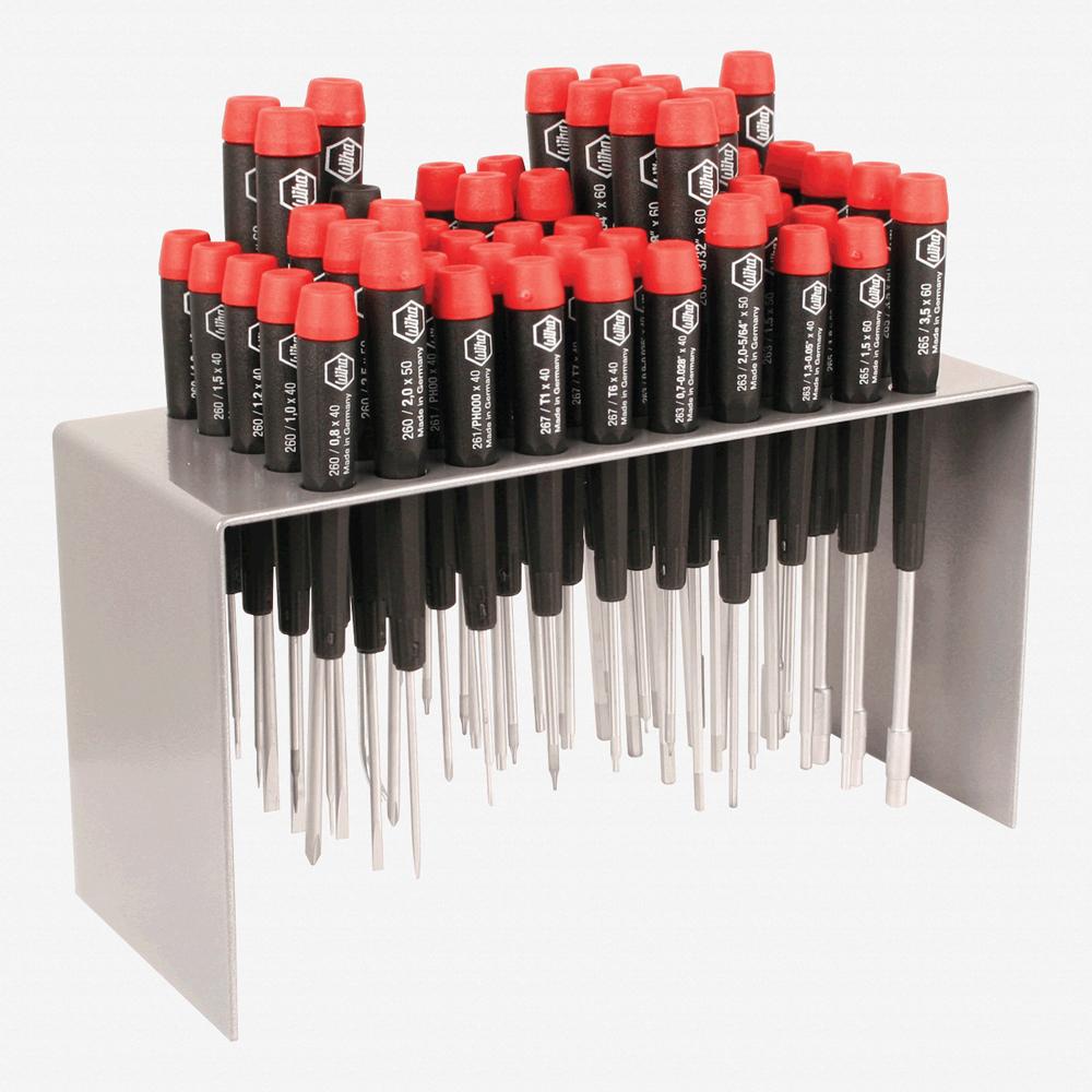 Wiha 92189 50 Piece Master Technicians Bench Top Tool Set - Pentalobe - KC Tool
