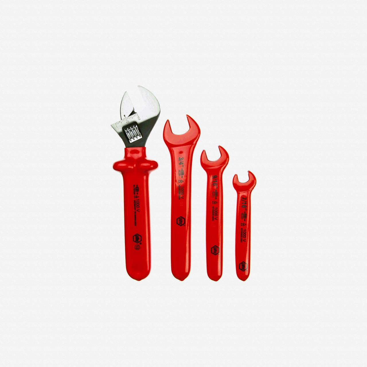 31 Piece Electricians Starter Tool Kit - KC Tool