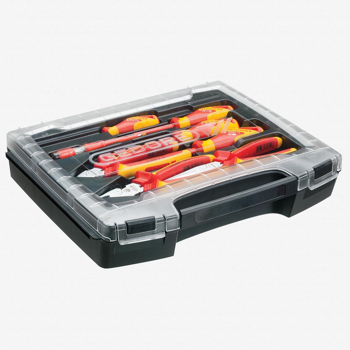 Gedore RZB1-17 VDE Tool set, 8 pcs - KC Tool - KC Tool