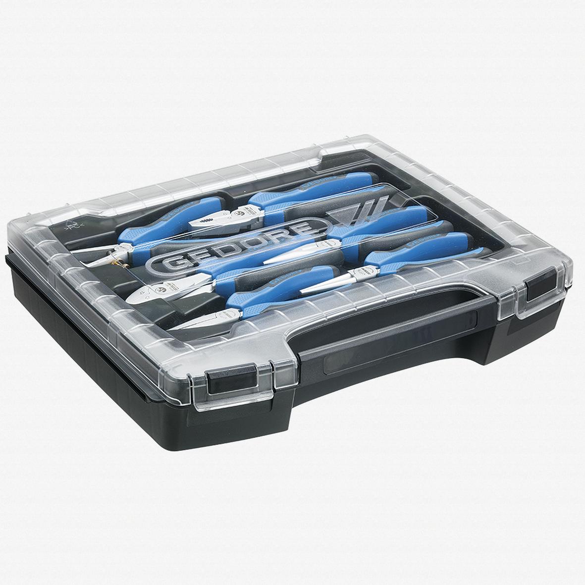 Gedore RZB1-2 Pliers set, 6 pcs - KC Tool - KC Tool