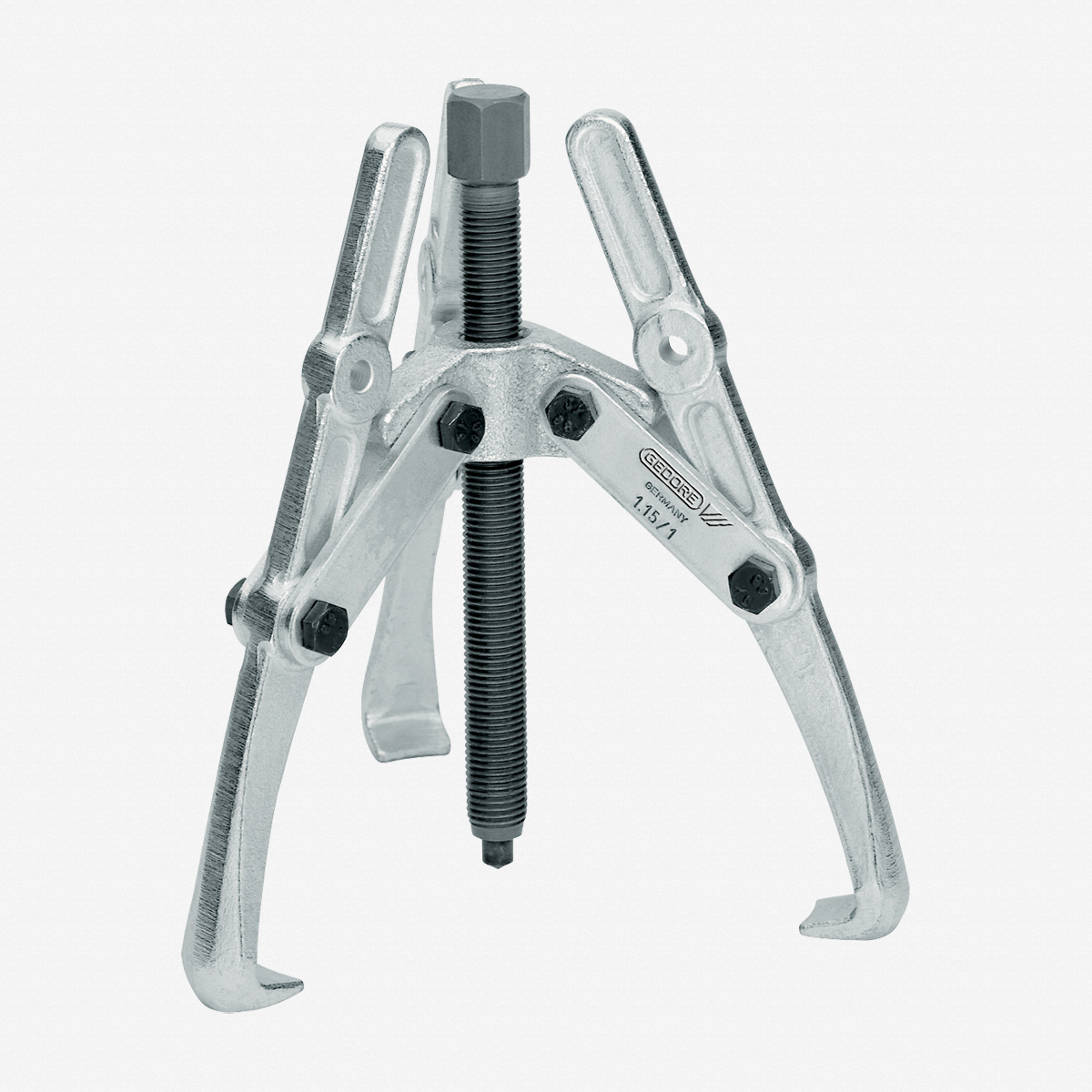 Gedore 1.15/1 Puller 3-arm pattern 130x140 mm - KC Tool