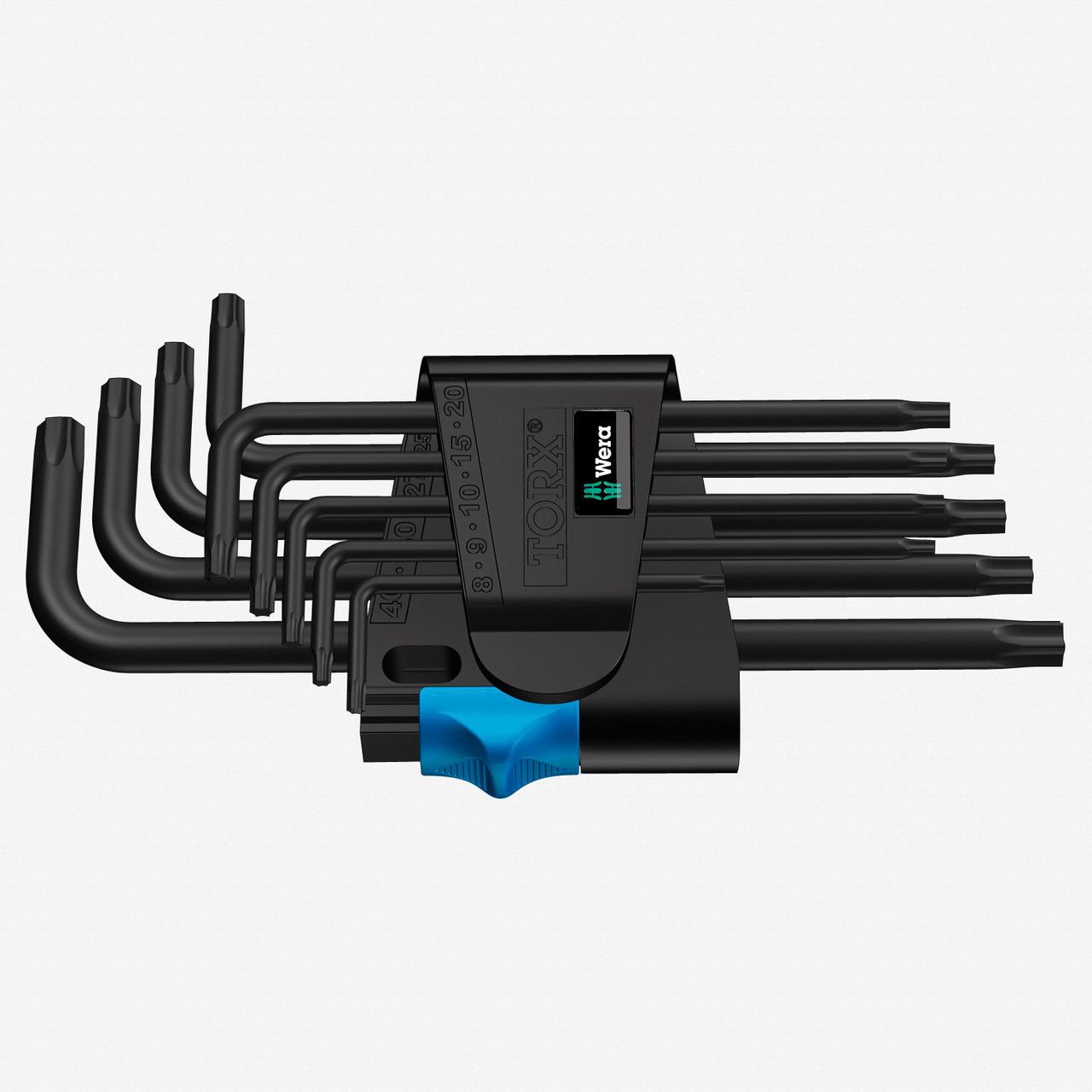Wera 024244 Torx HF L-key Clip Set - KC Tool