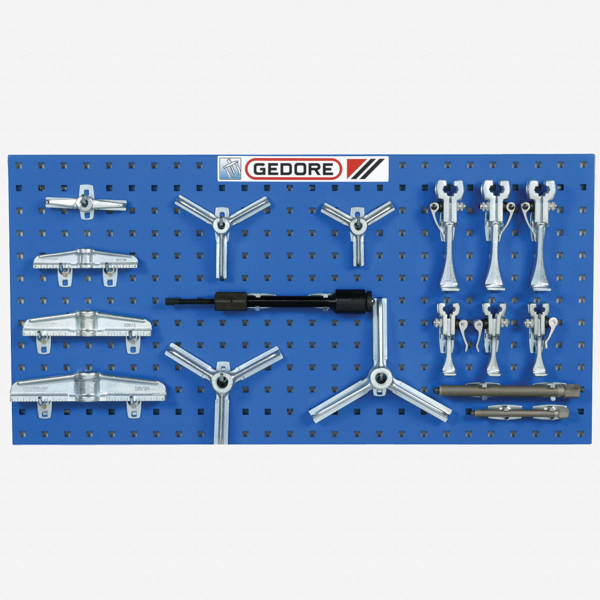 Gedore 2.30 Industrial pulling set, Add-on system - KC Tool