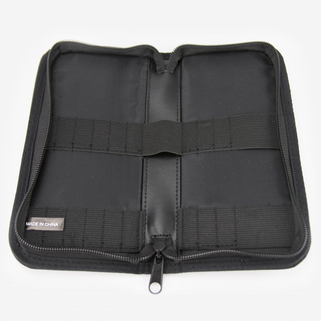Wiha 91204 Zipper Case for Micro Bits (empty) - KC Tool