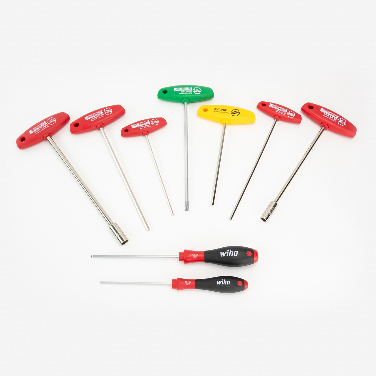 Wiha Complete Set of Chain Saw Tools - KC Tool