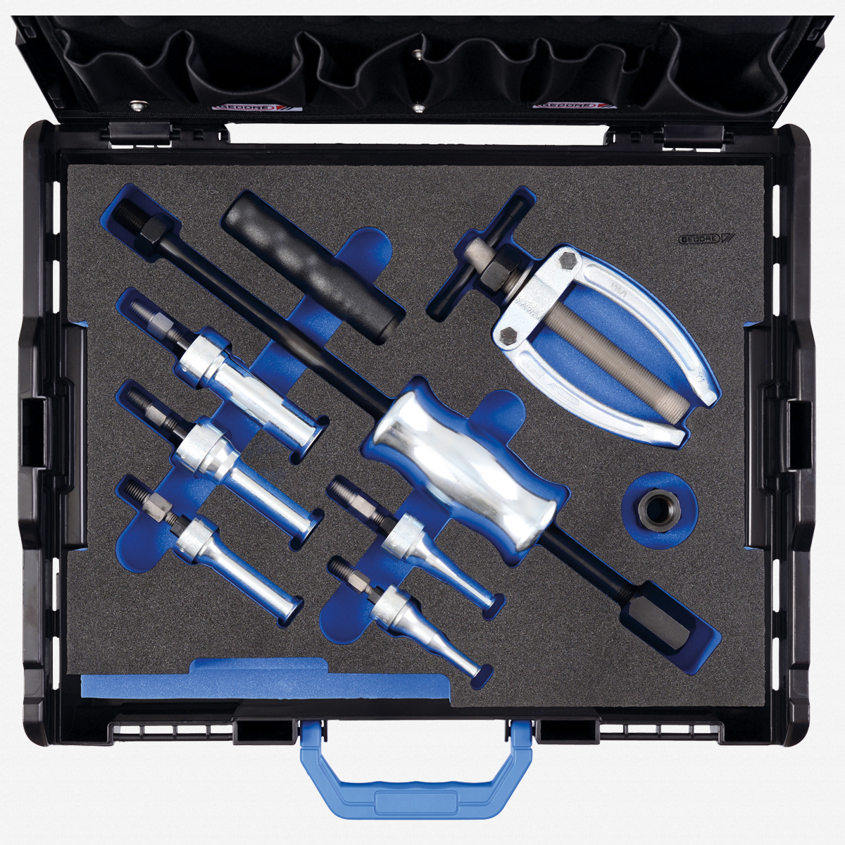 Gedore 1100-1.30 Internal extractor assortment, in L-BOXX 136 - KC Tool
