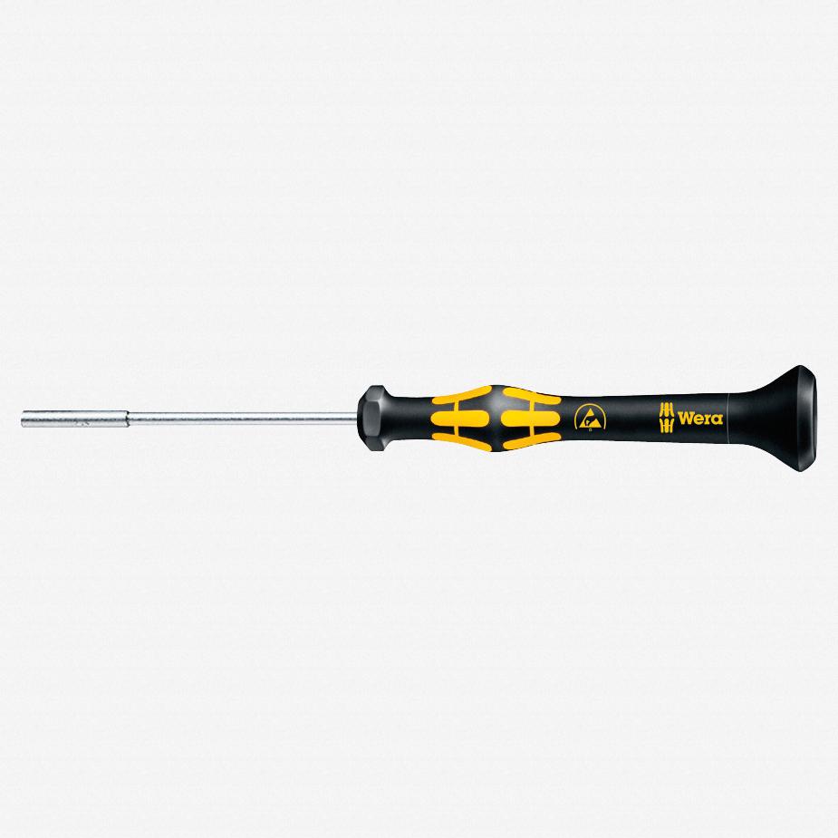 Wera 030151 5.5 x 60mm ESD Safe Precision Nut Driver - KC Tool