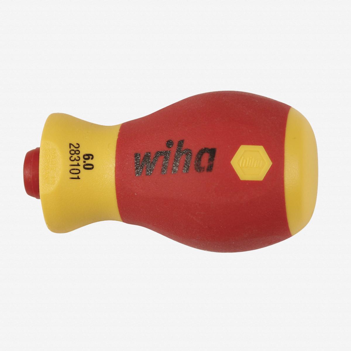 Wiha 28302 Insulated Stubby SlimLine Handle - KC Tool