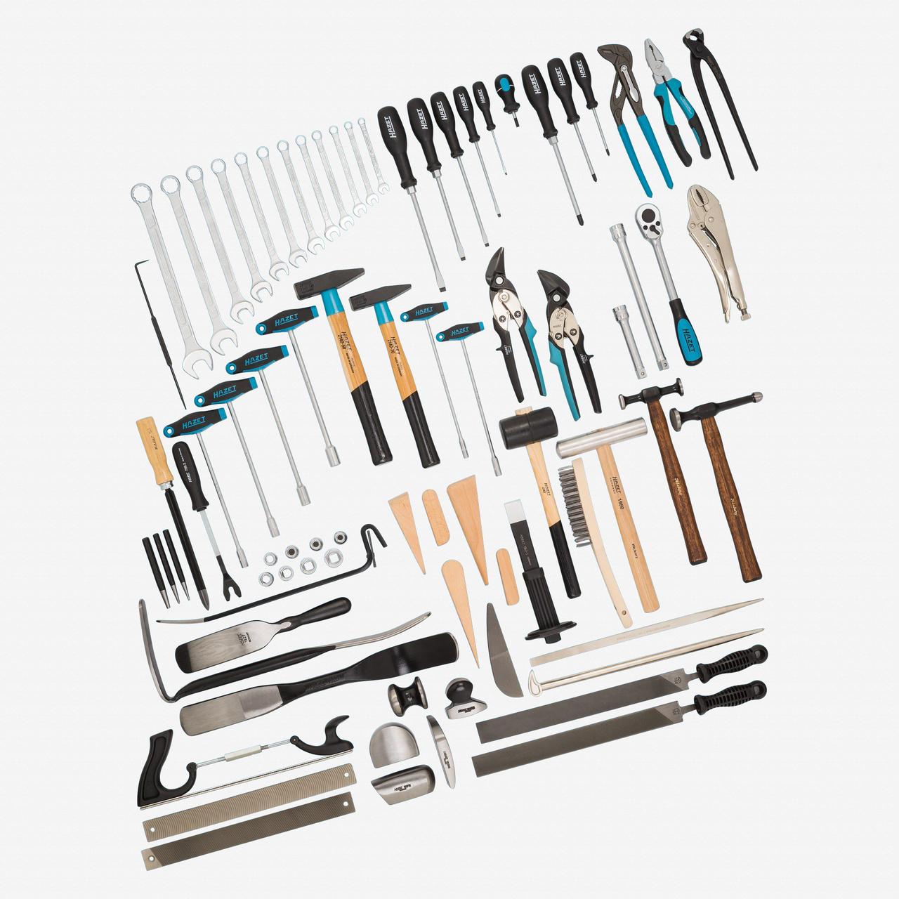 Hazet 0-1900/77 Tool assortment  - KC Tool