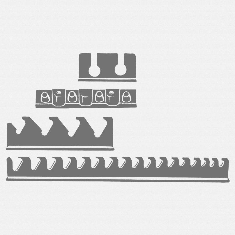 Hazet 111/116HL Tool holder  - KC Tool