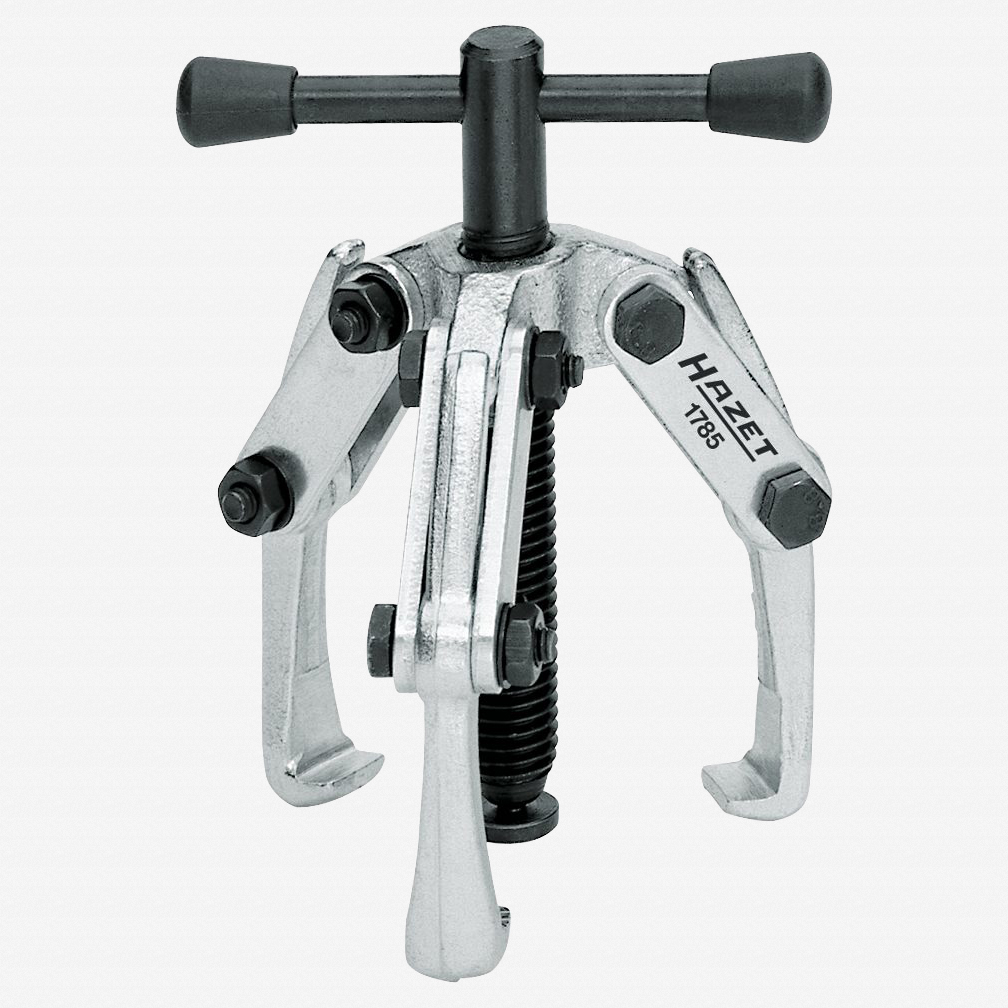 Hazet 1785-40 Pole and battery terminal puller, 3-arm  - KC Tool