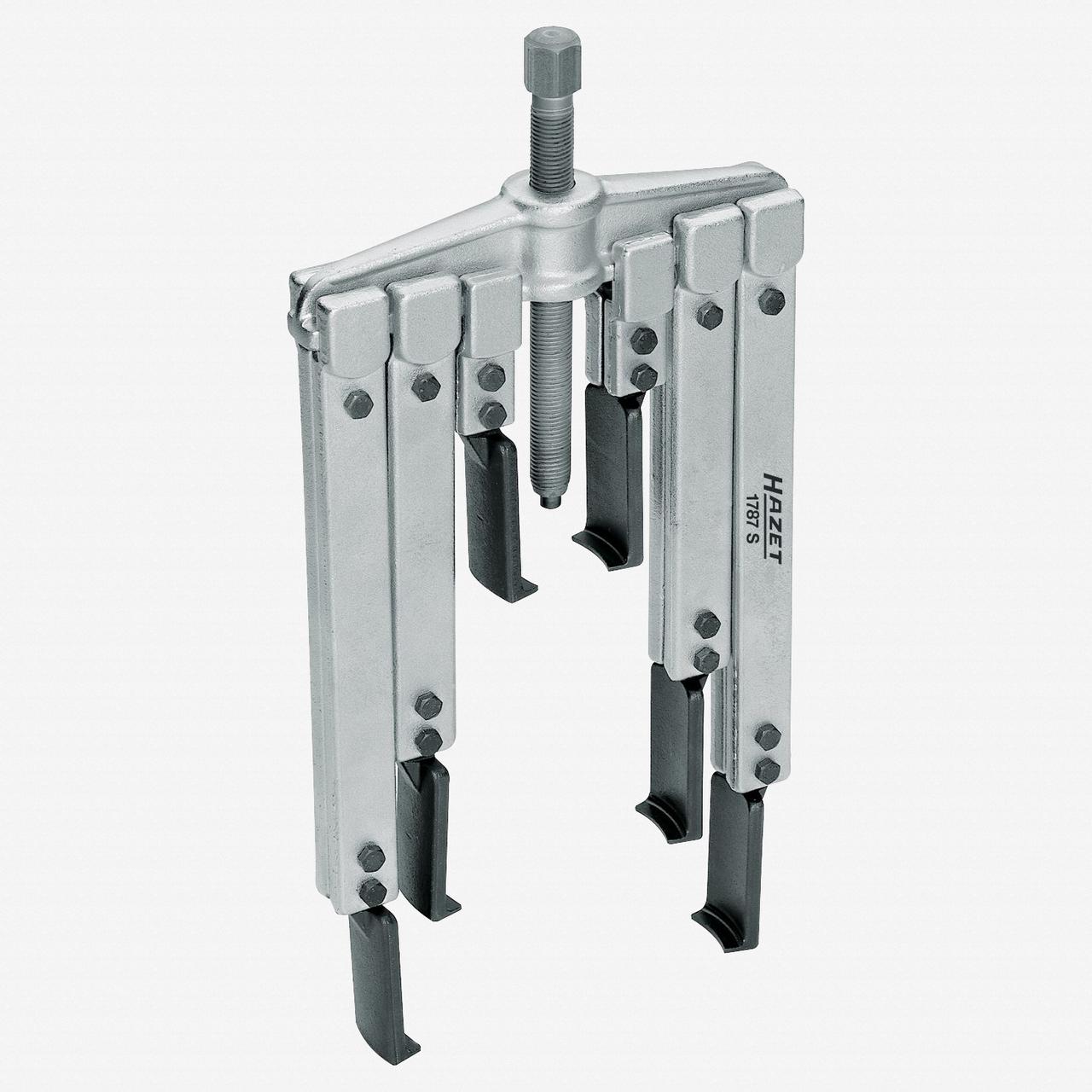 Hazet 1787S-2 Puller set, 2-arm  - KC Tool