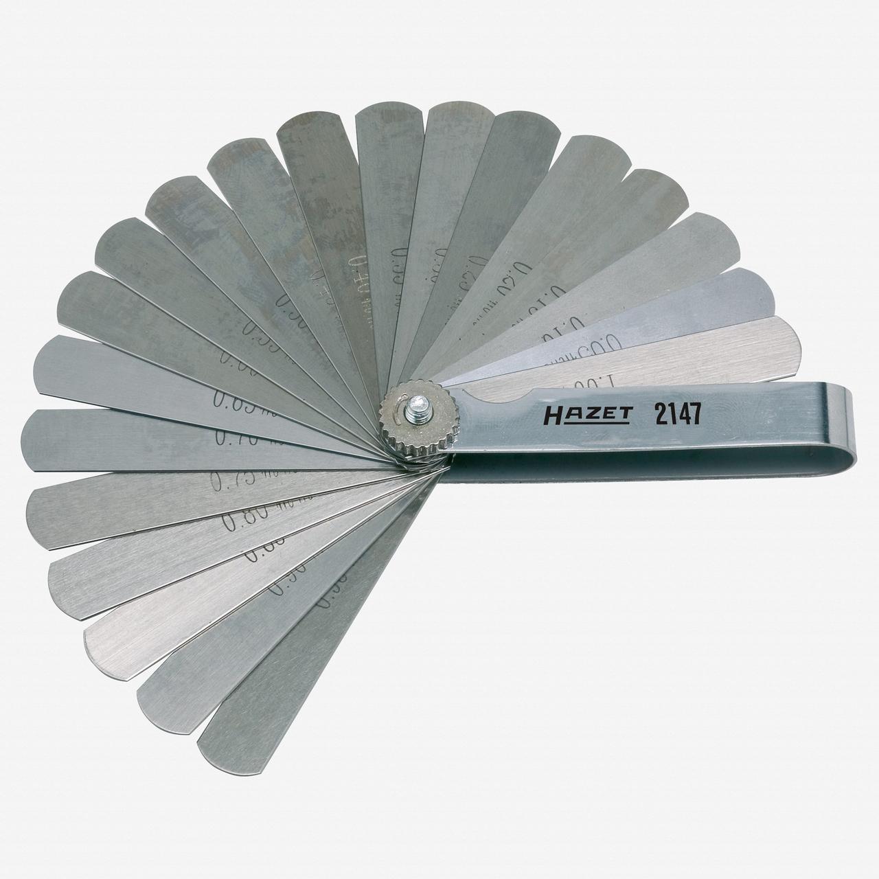 Hazet 2147 Feeler gauge  - KC Tool