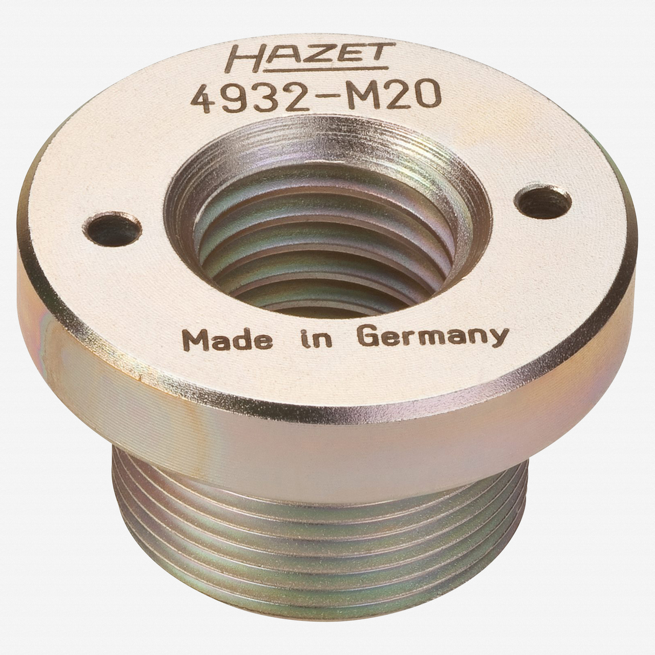 Hazet 4932-M20 Adapter for hollow piston cylinder 4932-17