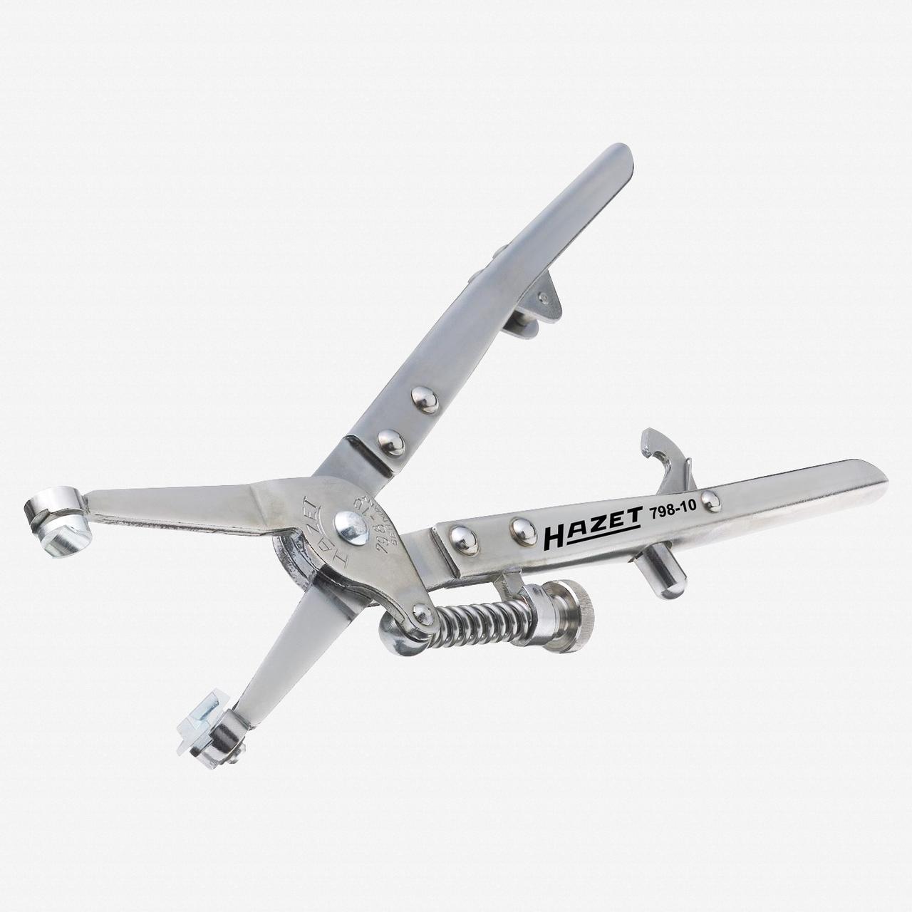 Hazet 798-10 Hose clamp pliers   - KC Tool