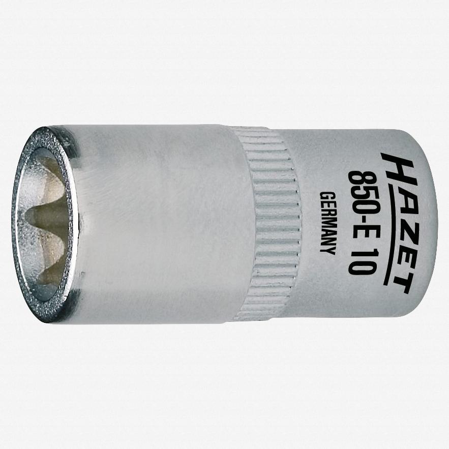 """Hazet 850-E10 Torx socket 1/4"""" E10 - KC Tool"""