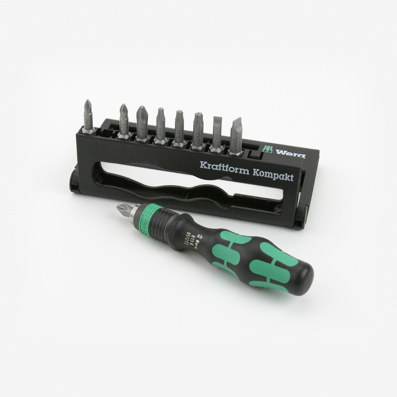 Wera 056653 Kraftform Kompakt 10 Set - KC Tool