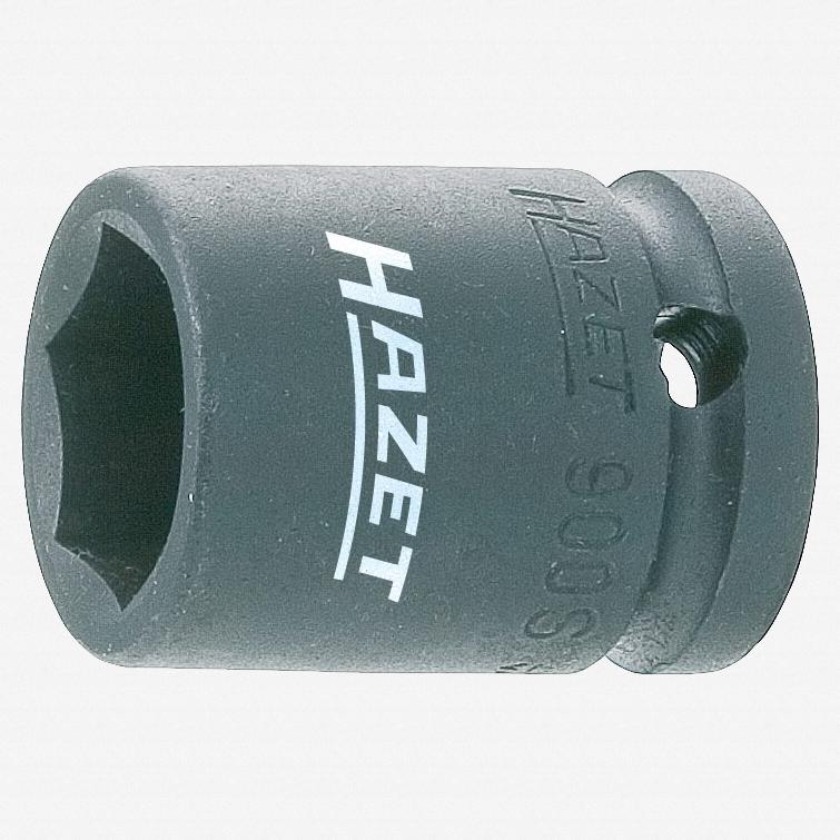 "Hazet 900S-17 Impact socket (6-point) 17mm x 1/2"" - KC Tool"