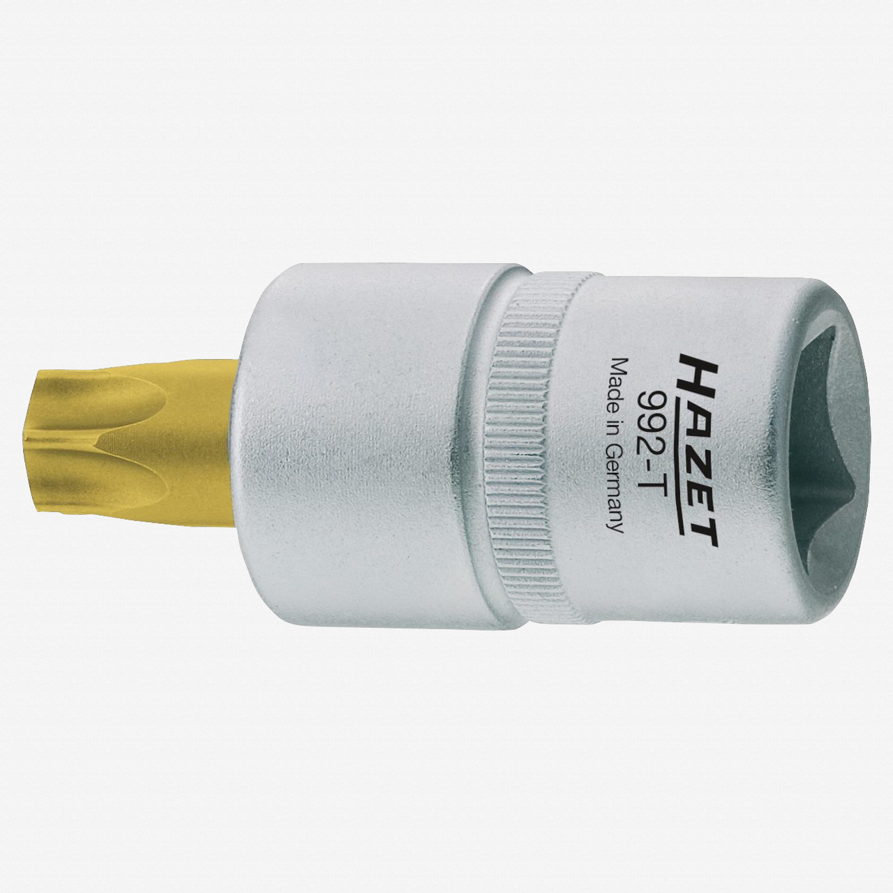 "Hazet 992-T60 T60 Torx TiN Socket 1/2"" - KC Tool"