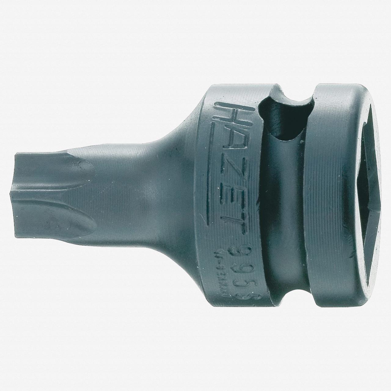 "Hazet 995S-T60 T60 Torx Impact Socket 1/2"" - KC Tool"