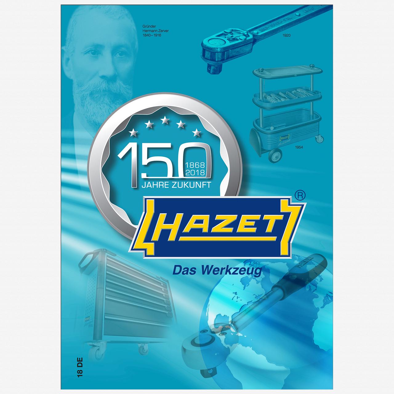 FREE! 2018 Hazet Catalog - KC Tool