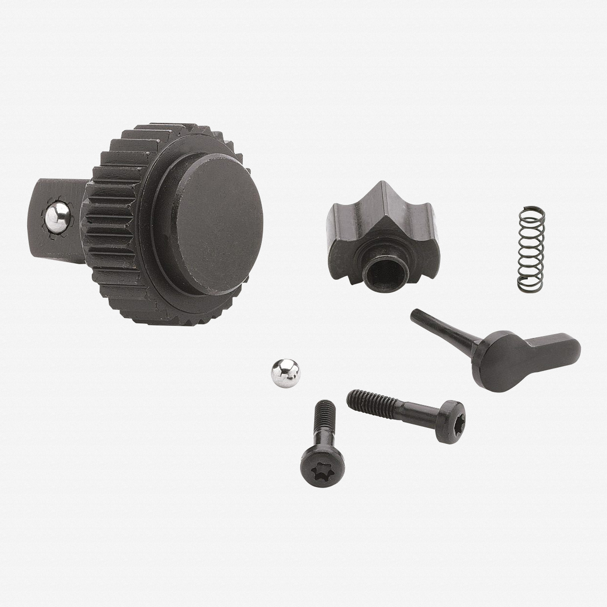Hazet 916SP/7-1 Replacement set, ratchet wheel - KC Tool