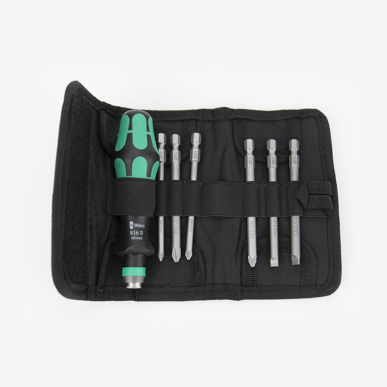 Wera 059298 Kraftform Kompakt 40 Pouch Set - KC Tool