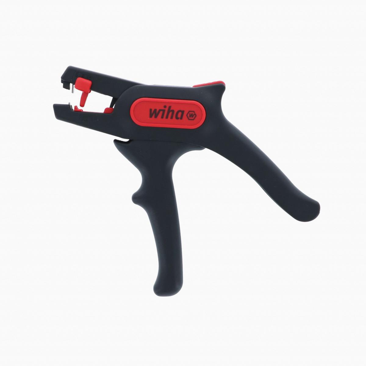 Wiha 44219 Compact Ergonomic Wire Stripper AWG 10-24 - KC Tool