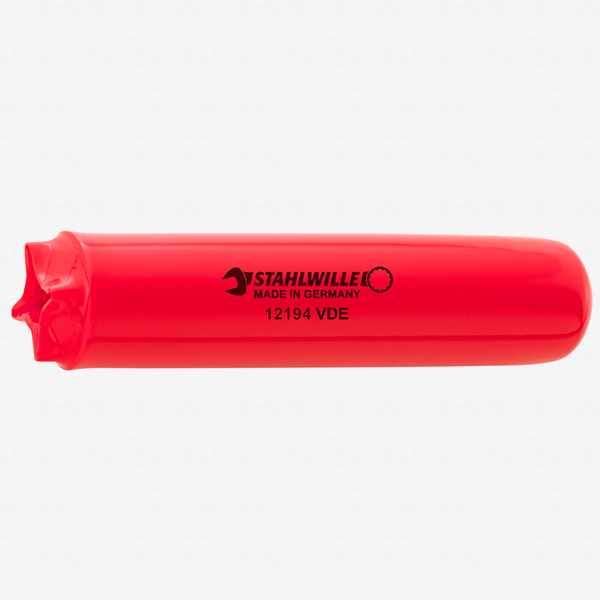 Stahlwille 12195 VDE Self-clamping VDE insulating cable-end cap - KC Tool