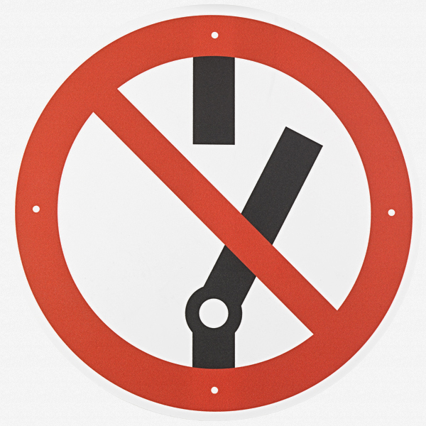 Stahlwille 12193 VDE Prohibitory sign - KC Tool