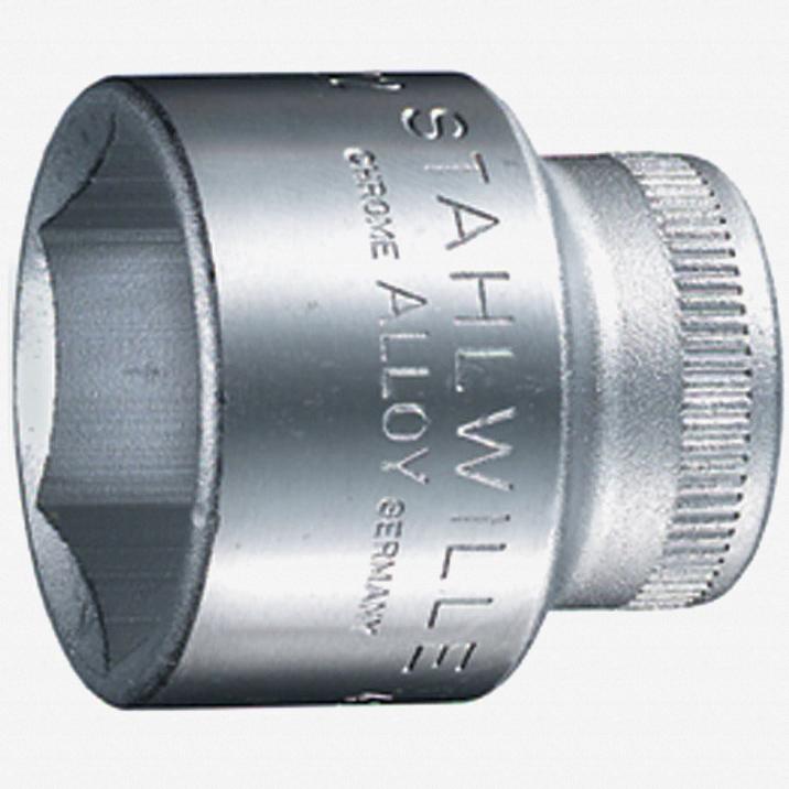 "Stahlwille 456 3/8"" 6-pt Socket, 21 mm - KC Tool"