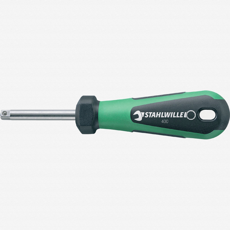 "Stahlwille 400 Drive handle, 1/4"" - KC Tool"