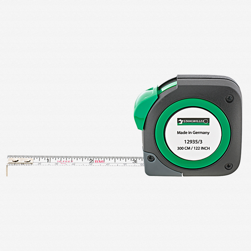 Stahlwille 12935 Tape measure, Length 5 m - KC Tool