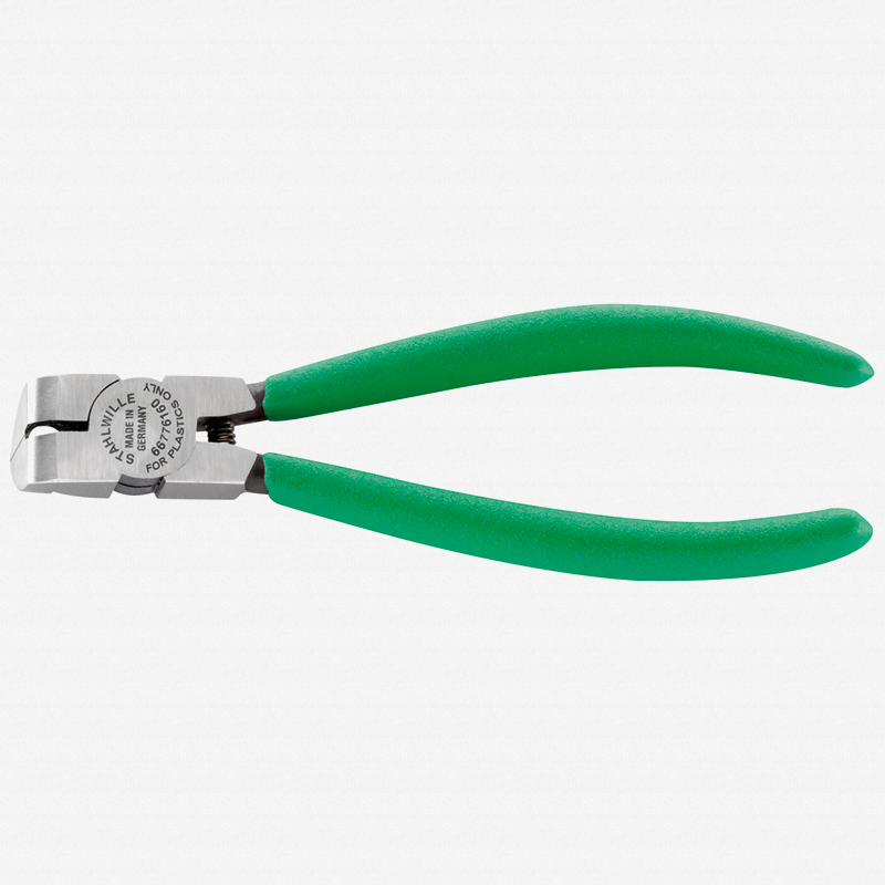 Stahlwille 6677 Side cutter for plastic, 160 mm, Dip-coated - KC Tool