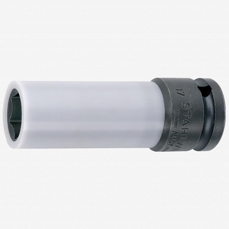 """Stahlwille 2309K 1/2"""" Wheel Nut Socket, 17 mm - KC Tool"""