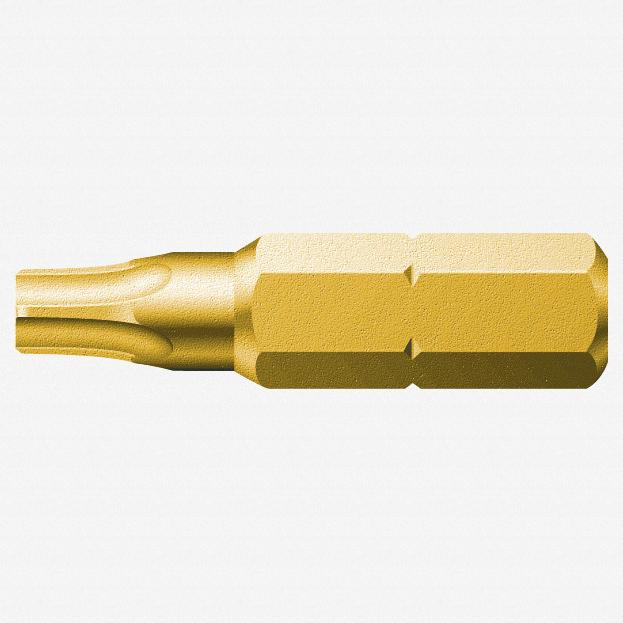 Wera 066071 T9 x 25mm Torx HF Bit - KC Tool
