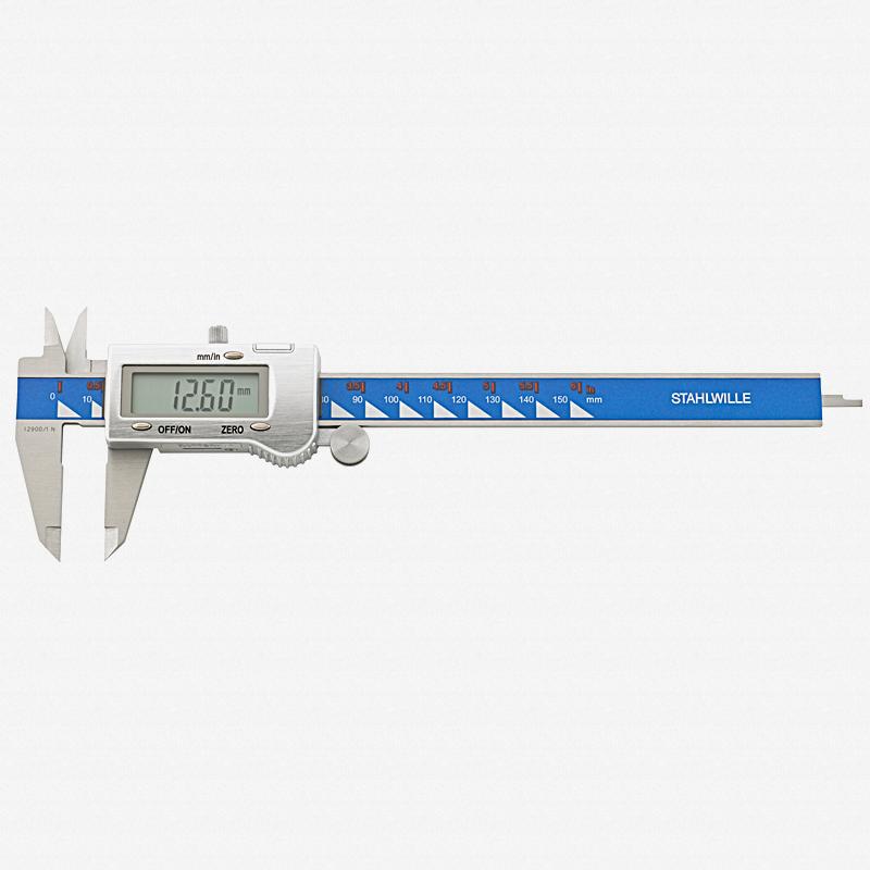 Stahlwille 12900/1N Vernier caliper - KC Tool