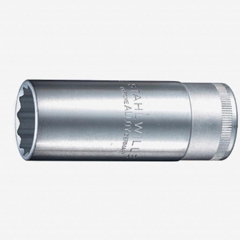 "Stahlwille 51 1/2"" Extra Deep 12-pt Socket, 30 mm - KC Tool"