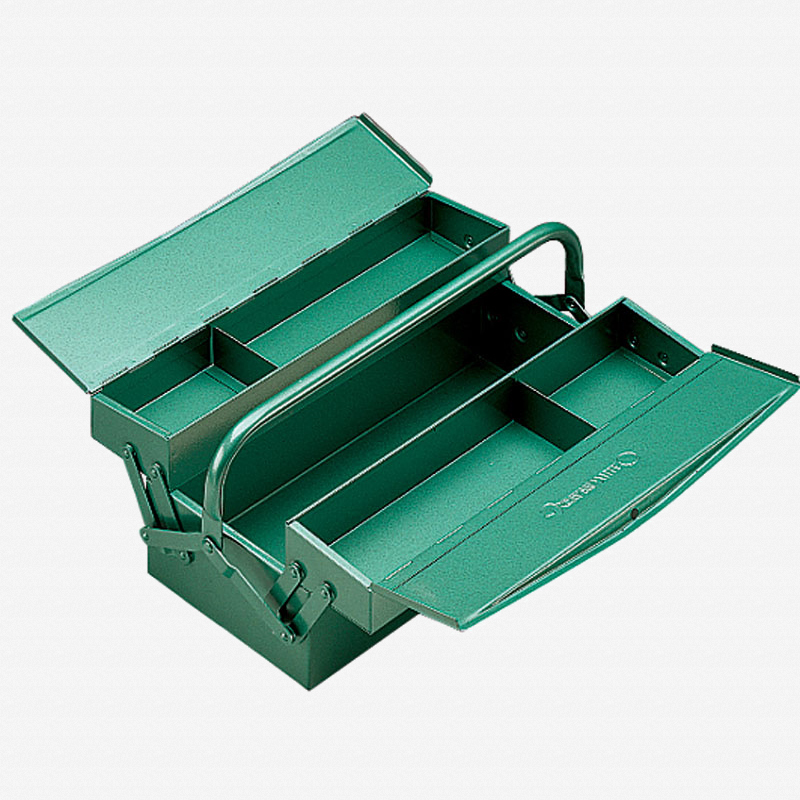 Stahlwille 83/010 Tool box, 3 trays - KC Tool