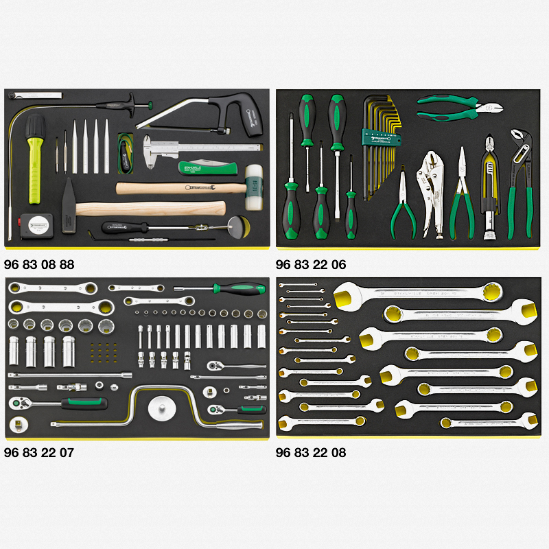 Stahlwille 13214 WW Line maintenance set - KC Tool