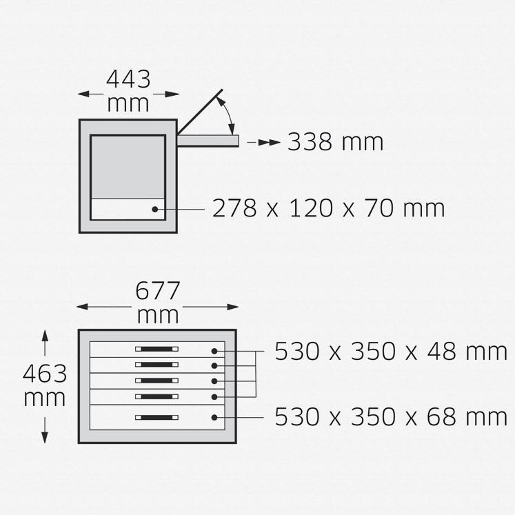 Stahlwille 920 Magazine case - KC Tool