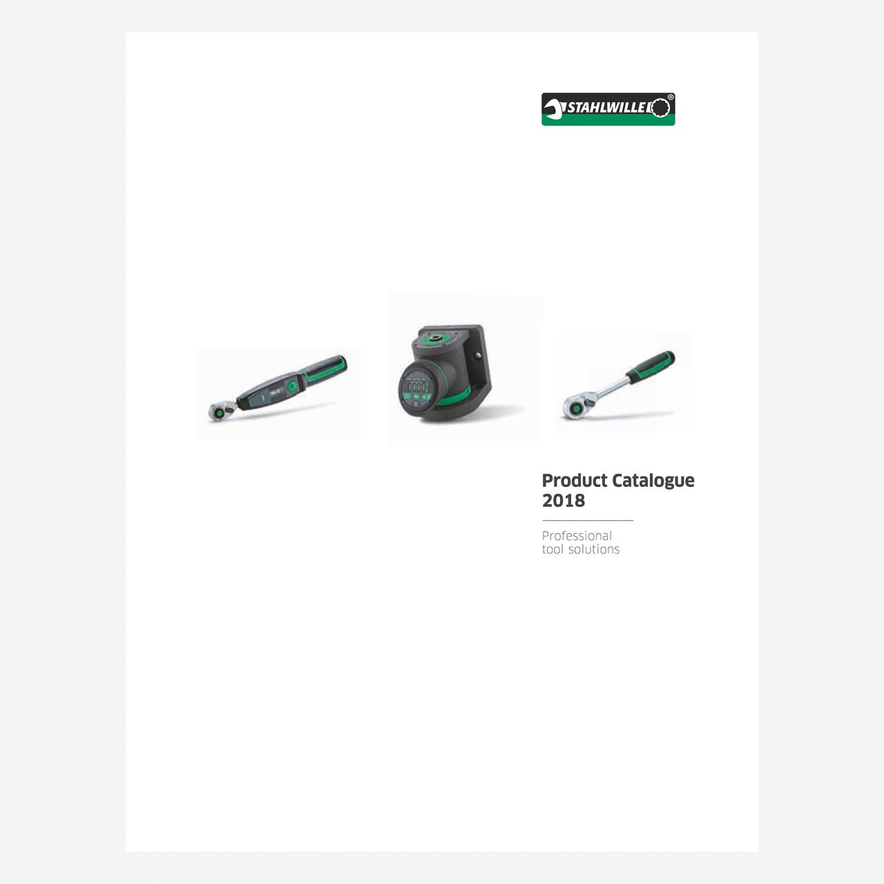 Stahlwille Catalog 2018 - KC Tool