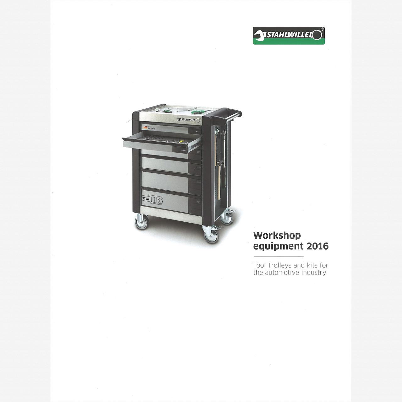 Stahlwille Workshop Equipment Supplemental Catalog 2016 - KC Tool